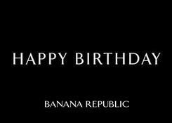 BR- H17 Happy Birthday