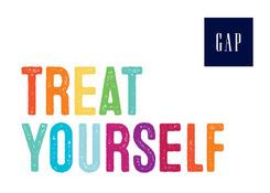Gap- Treat yourself 2017
