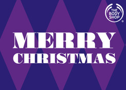 Merry Christmas Purple