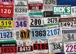Marathon Bibs
