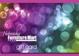 Nebraska Furniture Mart eGift Cards from CashStar