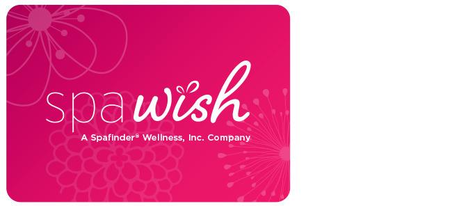 SpaWish eGift Cards from CashStar