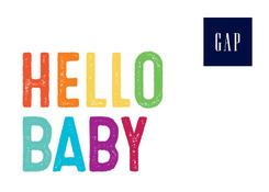 Gap- Hello Baby 2017