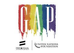 GP- Equality- Rainbow paint stripes
