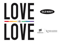 ON- Equality- Love is Love