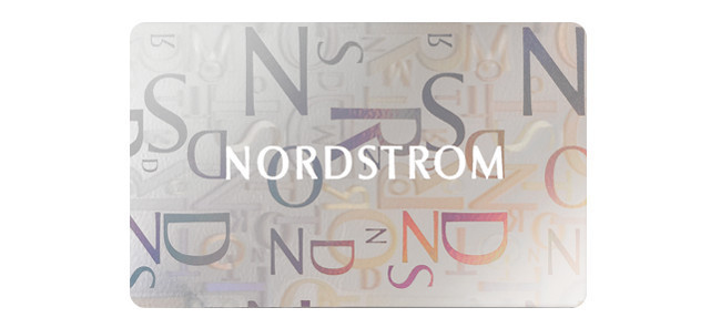 Nordstrom Gift Cards from CashStar