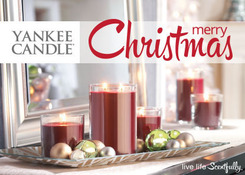 Yankee Candle Merry Christmas