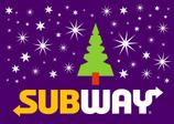 $60 Subway eGift Card