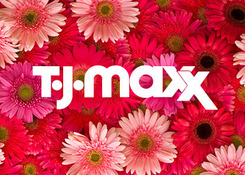T J Maxx e-gift cards