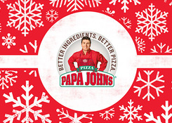 Holiday Papa Card
