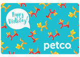 Petco Gift Cards from CashStar